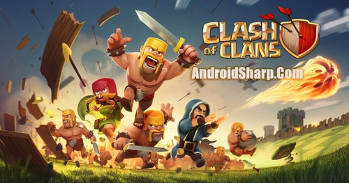 دانلود Clash of Clans – کلش آف کلنز