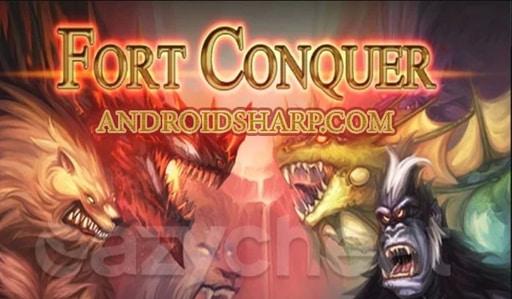 دانلود بازی Fort conquer