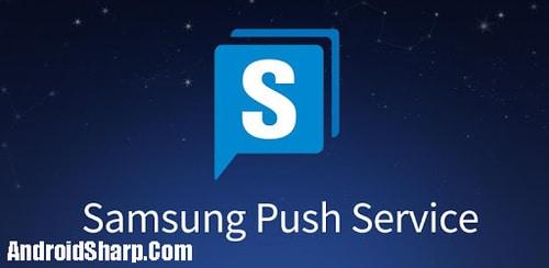برنامه Samsung Push Service